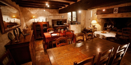 La Chancellerie Diner's room