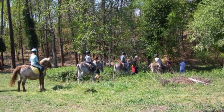 Taristourisme Les enfants et les poneys