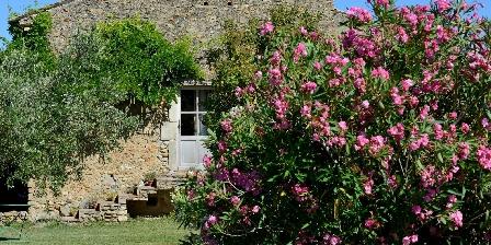 La Michelonne La terrasse et le jardin