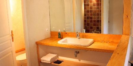 La Michelonne Une salle d'eau par chambre