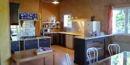 Gite Casa Arbores > Espace cuisine Casa Arbores Jura