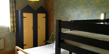 Casa Arbores Chambre bleue Grand gite Casa Arbores Jura