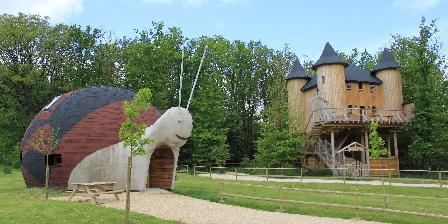 Défiplanet Château et champignon