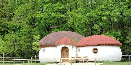 Défiplanet Maison champignon
