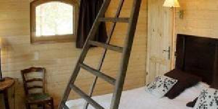 Cabane En Provence : Une chambre d\'hotes dans le Vaucluse en ...