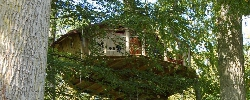 Chambre d'hotes Les Cabanes de Graville