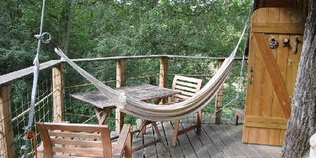 Holiday rental Les Cabanes de Graville >