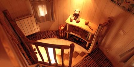 Châteaux dans les Arbres - Le Milande