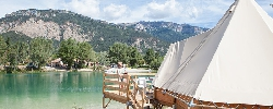 Chambre d'hotes Camping Vivacamp Le Lac Bleu