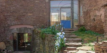 Valle Grande Entrée des chambres d'hôtes