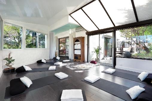 Salle de Yoga, de Relaxation