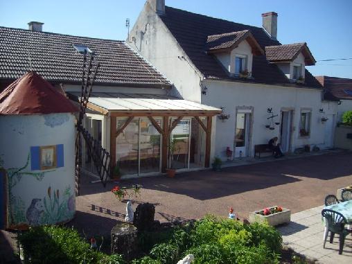 Chambre d'hote Côte-d'Or - au moulin de marie