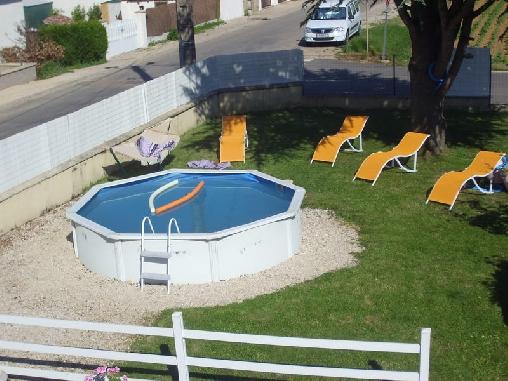 Chambre d'hote Côte-d'Or - piscine