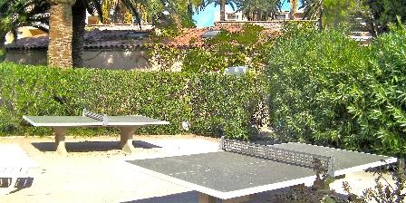 2 Pièces à Juan-les-pins Espace ping pong