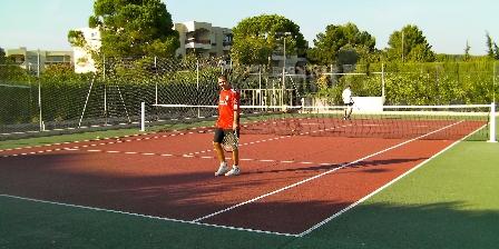 2 Pièces à Juan-les-pins Tennis de la résidence