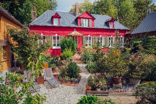 bed & breakfast Oise - Au2 Guest House