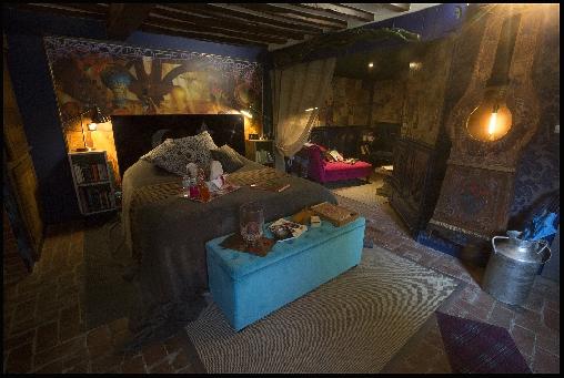 Chambre d'hote Oise - La Suite Légendes