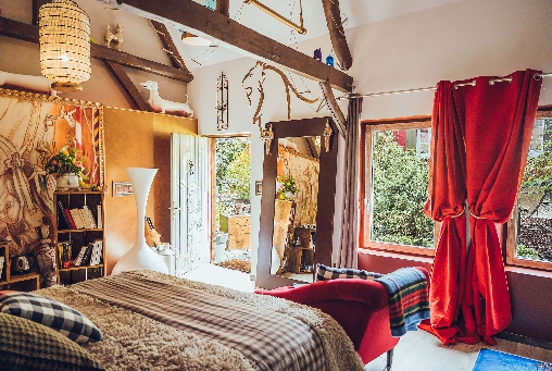 bed & breakfast Oise - The Suite Voltige