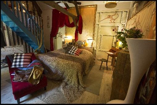 Chambre d'hote Oise - la Suite Voltige