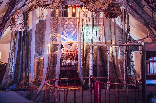 Chambre d'hote Oise - La Suite 1ère Loge