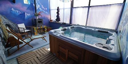 Au 2 Maison d'Hôtes Spa, massage et jacuzzi