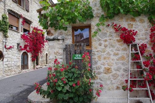 Chambre d'hote Alpes Maritimes - gite le greissier