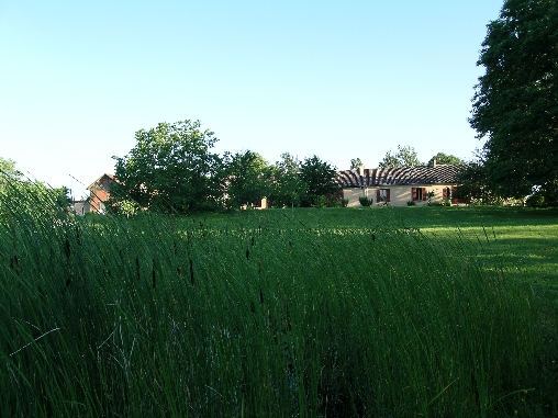 bed & breakfast Dordogne - guest house, noth side