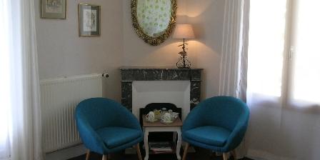 Domaine de Bellevue Cottage Les Vignes, coin salon