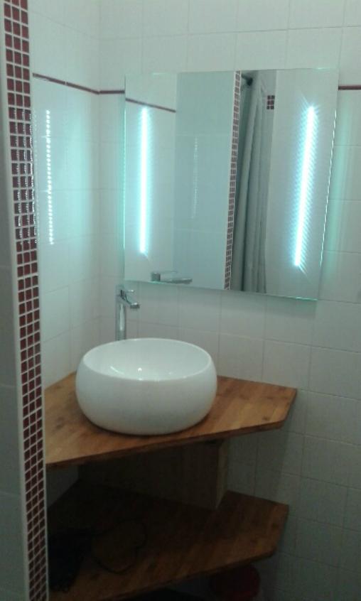 salle de bain les ocres