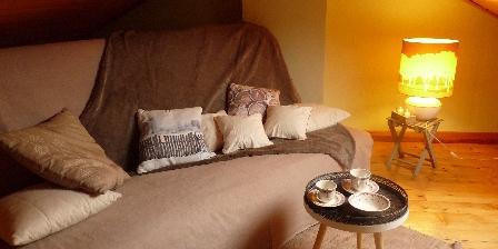 Les Chataigniers de Florac Sofa convertible semi-ferme pour de belle nuit