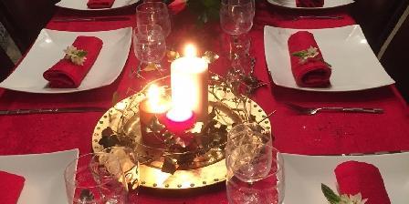 La Relinquiere Table réveillon St Sylvestre