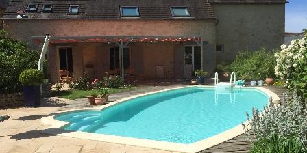 Gite La Relinquiere > piscine