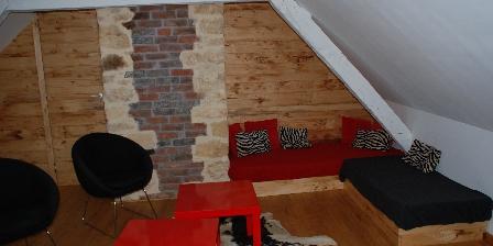 La Relinquiere Petit salon étage