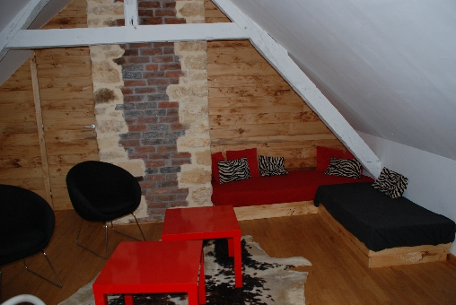 petit salon étage