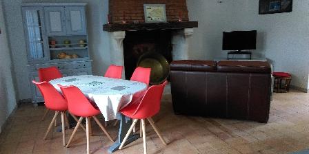 Gîte Heflo SAlle à manger/Salon