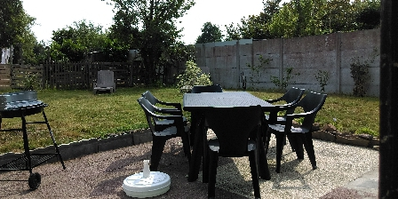 Gîte Heflo Jardin