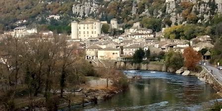 Gîte Chardonnay Village à l'automne