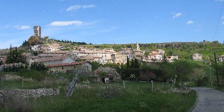 Gîte Chardonnay Mirabel(10 km du gîte)