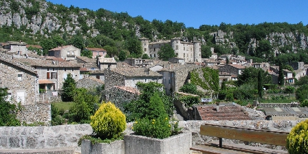 Gîte Chardonnay VOGÜÉ( vue nord)