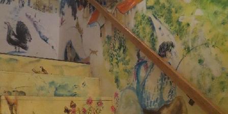 La Dalue Escalier