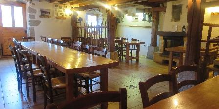 Gite La Dalue > Salle à manger