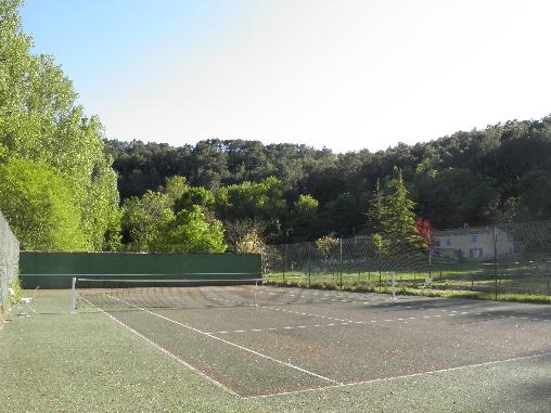 Chambre d'hote Var - tennis