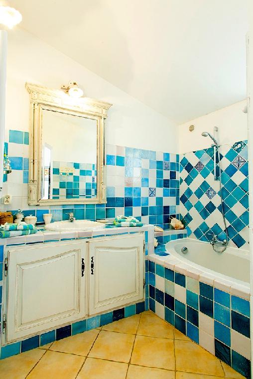 Chambre d'hote Var - salle de bain