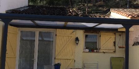 Chambres d'hôtes Le Pigeonnier Terrasse