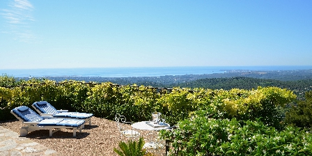 BnB Bastide des Pins Riviera Private Terrace