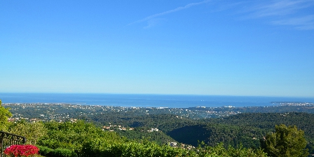BnB Bastide des Pins Sea view
