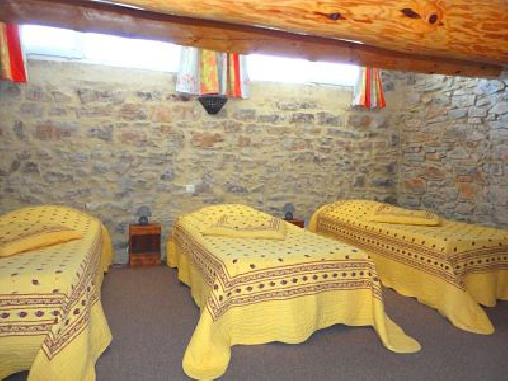 chambre murier 3 lits en mezzanine