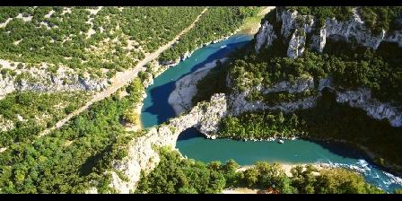 Le Mas de Dumas Gorges de l'Ardèche proches du mas de Dumas