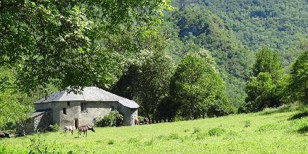 La Maison du Meunier Gîte Rural Vue de l'entrée de la ferme