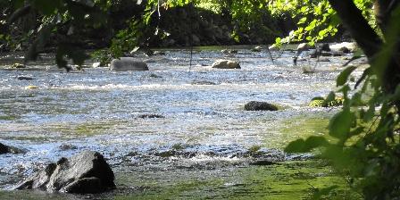 La Maison du Meunier Gîte Rural Rivière Vicdessos Pêche à la truite